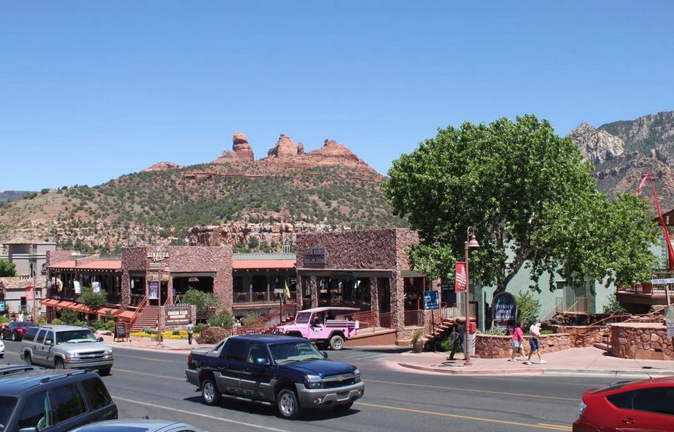 Sedona Commercial Window Cleaning