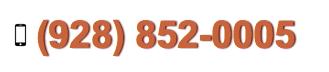 Call Us 928-852-0005